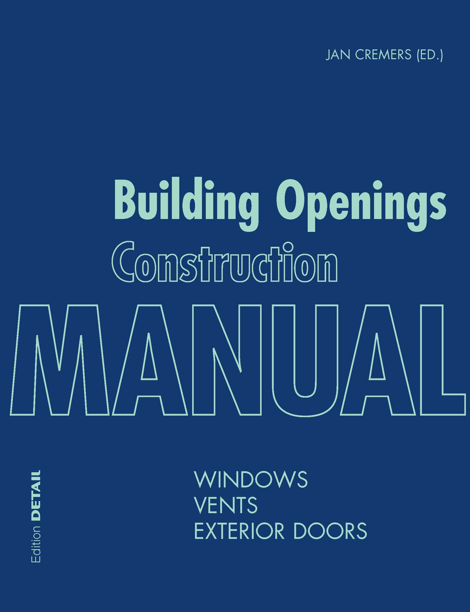 Pressebild Fassade Glass Construction Manual